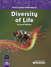 FOSS Middle School Diversity of Life Science Resources Book Sample