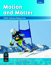 FOSS Next Generation Motion and Matter Science Resources Book Sample