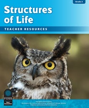 Cover of Structures of Life Teacher Resources book