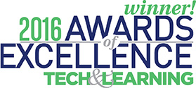 2016 Awards of Excellence—Tech & Learning