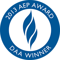 2013 AEP Distinguished Achievement Award for FOSS Third Edition