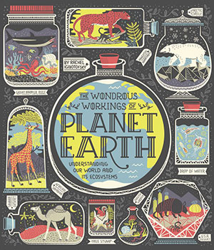 Cover to The Wondrous Workings of Planet Earth