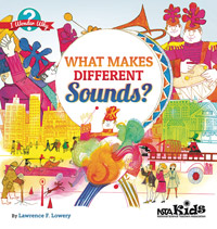 What Makes Different Sounds? book cover