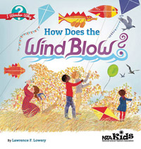 How Does the Wind Blow? book cover