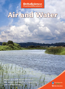 Delta Science Content Readers: Air and Water
