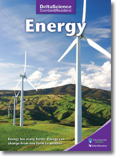 Delta Science Content Readers: Energy