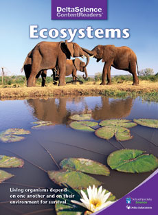 Delta Science Content Readers: Ecosystems