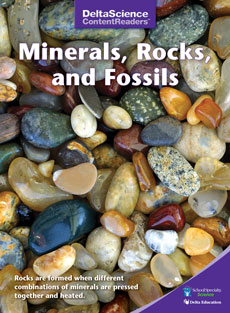 Delta Science Content Readers: Minerals, Rocks, and Fossils