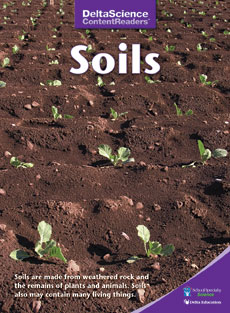 Delta Science Content Readers: Soils