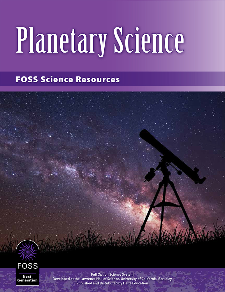 FOSS Next Generation Planetary Science