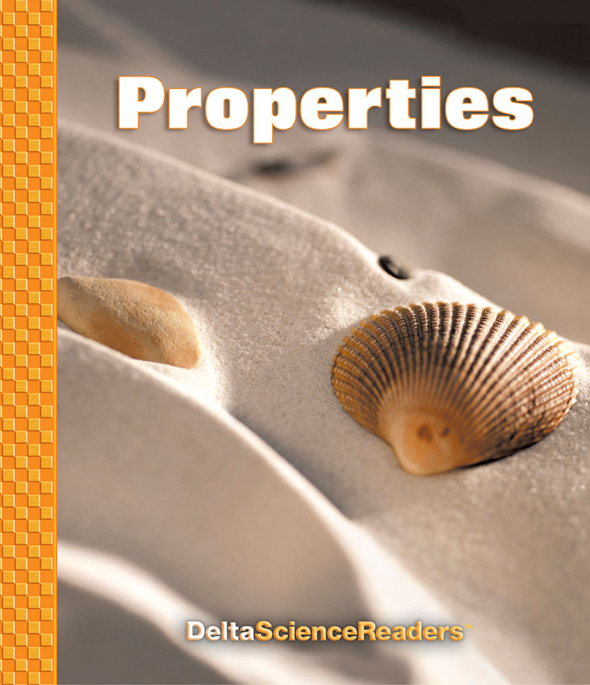 Delta Science Readers: Properties