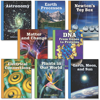 Delta Science Readers Bundle, Grades 6-8