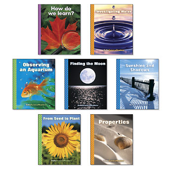Delta Science Readers Bundle, Grades K-1