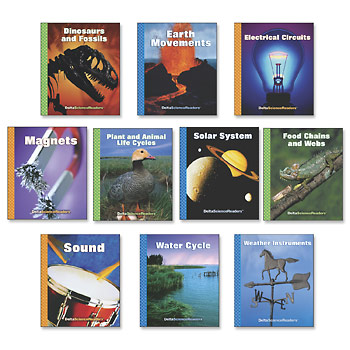 Delta Science Readers Bundle, Grades 3-4