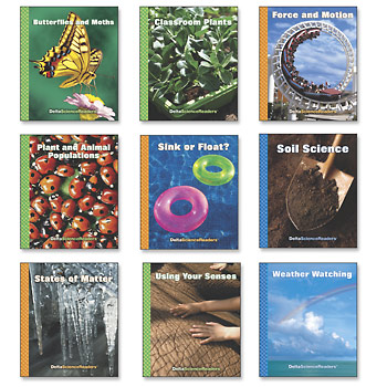 Delta Science Readers Bundle, Grades 2-3