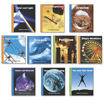 Delta Science Readers Bundle, Grades 5-6