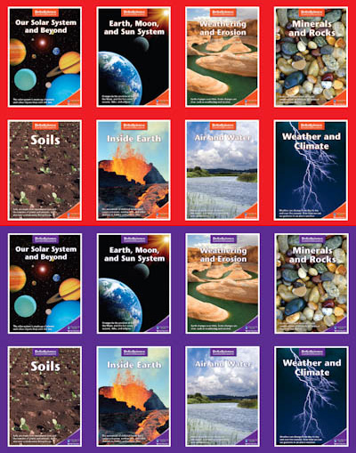 Delta Science Content Readers: Earth Science Collection