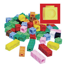 Multilink Cubes - Set of 500