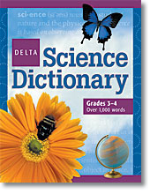 Science Dictionary Grades 3-5 Set of 10