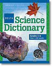 Science Dictionary Grades 5-8 Set of 10