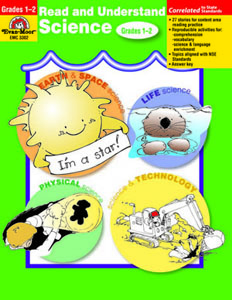 Read And Understand Science: Grades 1-2