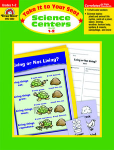 Take It To Your Seat Science Centers: Grades 1-2