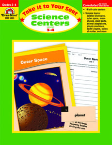 Take It To Your Seat Science Centers: Grades 3-4