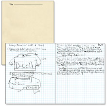 Science Intermediate Notebooks (set of 10)