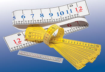 Elapsed Time Ruler Classroom Set