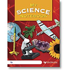 My Science Notebook Grades 3-6 - Single Copy