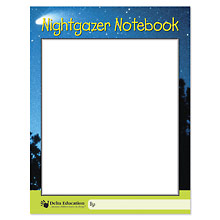 Nightgazer Notebook (Set of 10)