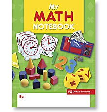 My Math Notebooks Grades PreK-2 (Set of 10)