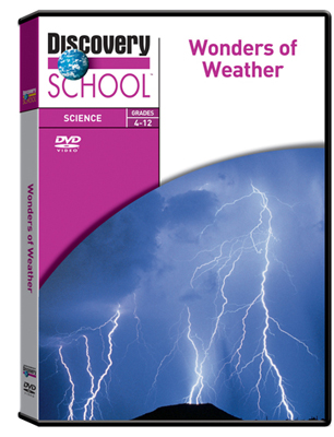STEM Solutions Teacher Resources Wonders of Weather DVD