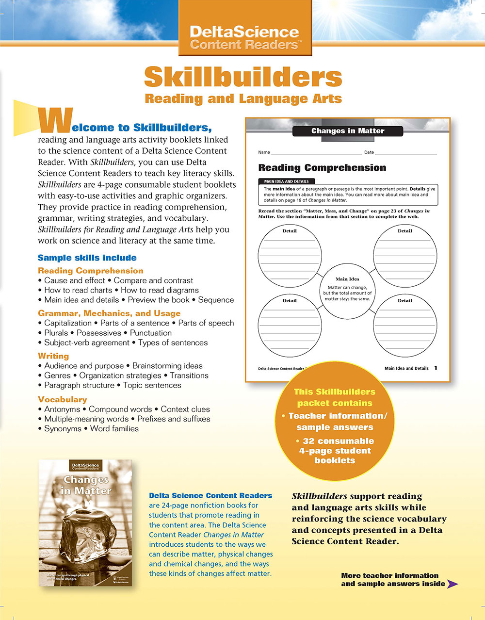 Skillbuilders - Pack of 32