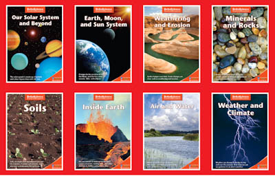 Earth Science Red Edition Class Bundle