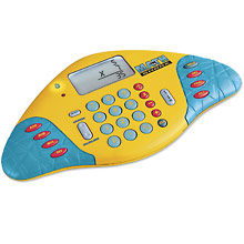 Home Featured Products MathShark Electronic Game and Calculator