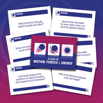 A Look at Motion, Forces, and Energy Game