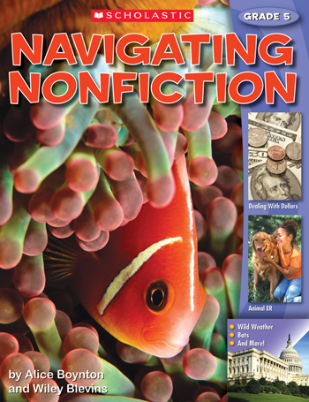 Navigating Nonfiction Grade 5 Student Guide