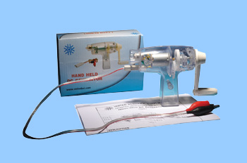 Physical Science Electricity Hand Generator