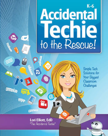 Home Featured Products Accidental Techie To The Rescue Book