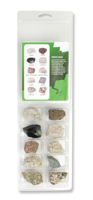 Explore With Me Geology Set - Igneous (10 specimens)