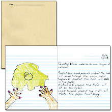 Science Primary Notebooks (set of 10)