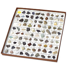 100 Rock Specimen Collection