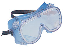Science Resources Lab Supplies Adult Safety Goggles