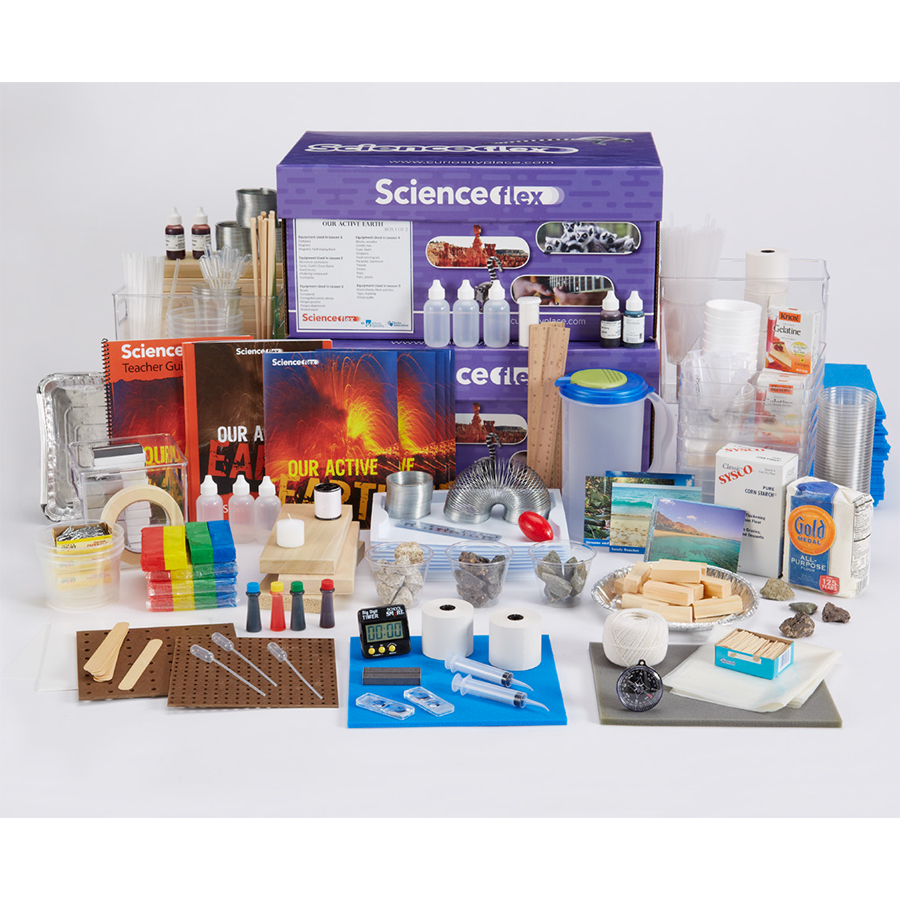 Our Active Earth Complete Kit
