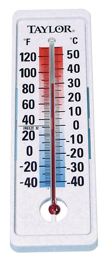 Outdoor Thermometer (Fahrenheit/Celsius)