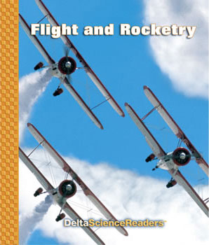 Delta Science Readers Flight and Rocketry Readers - Pack of 8