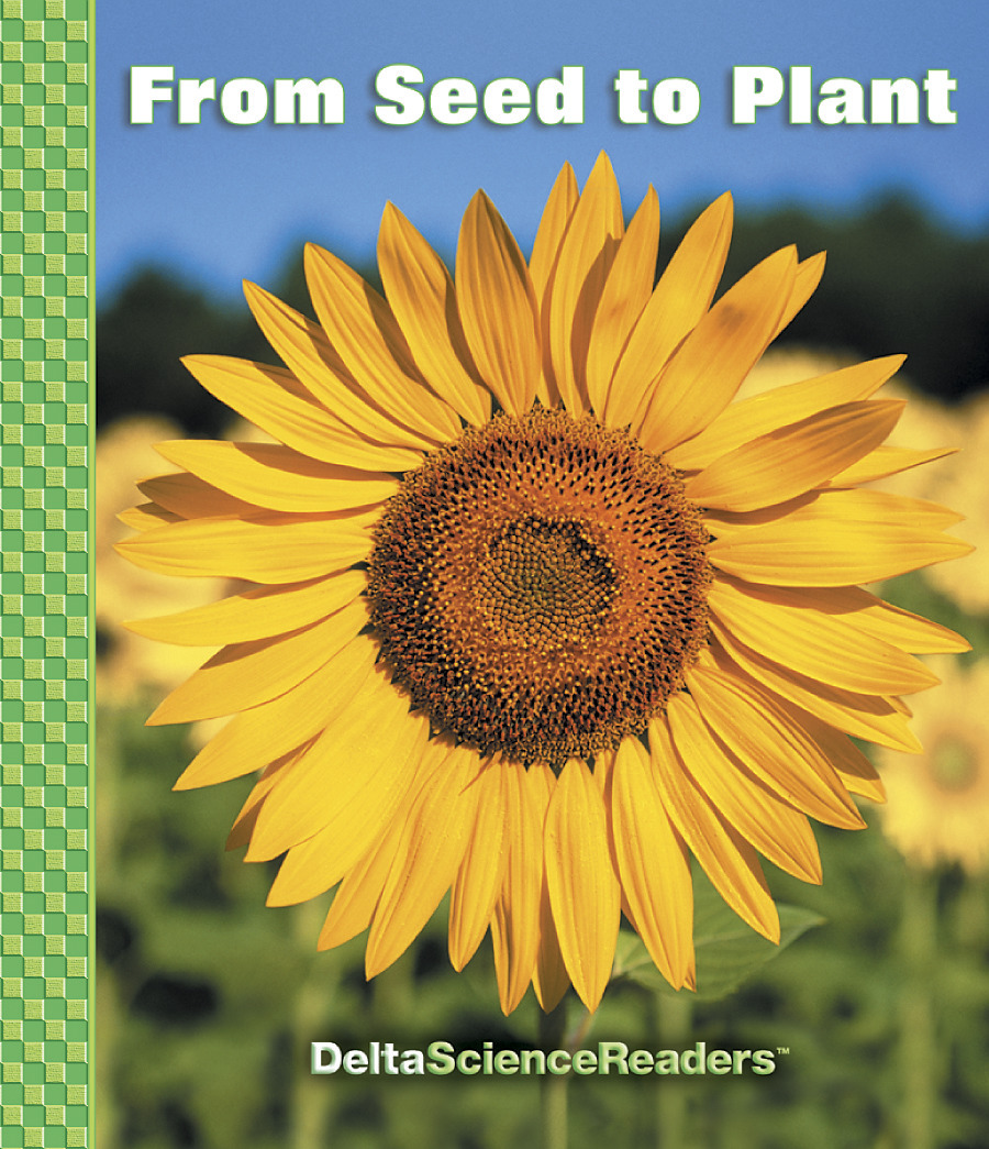 From Seed to Plant Readers - Pack of 8