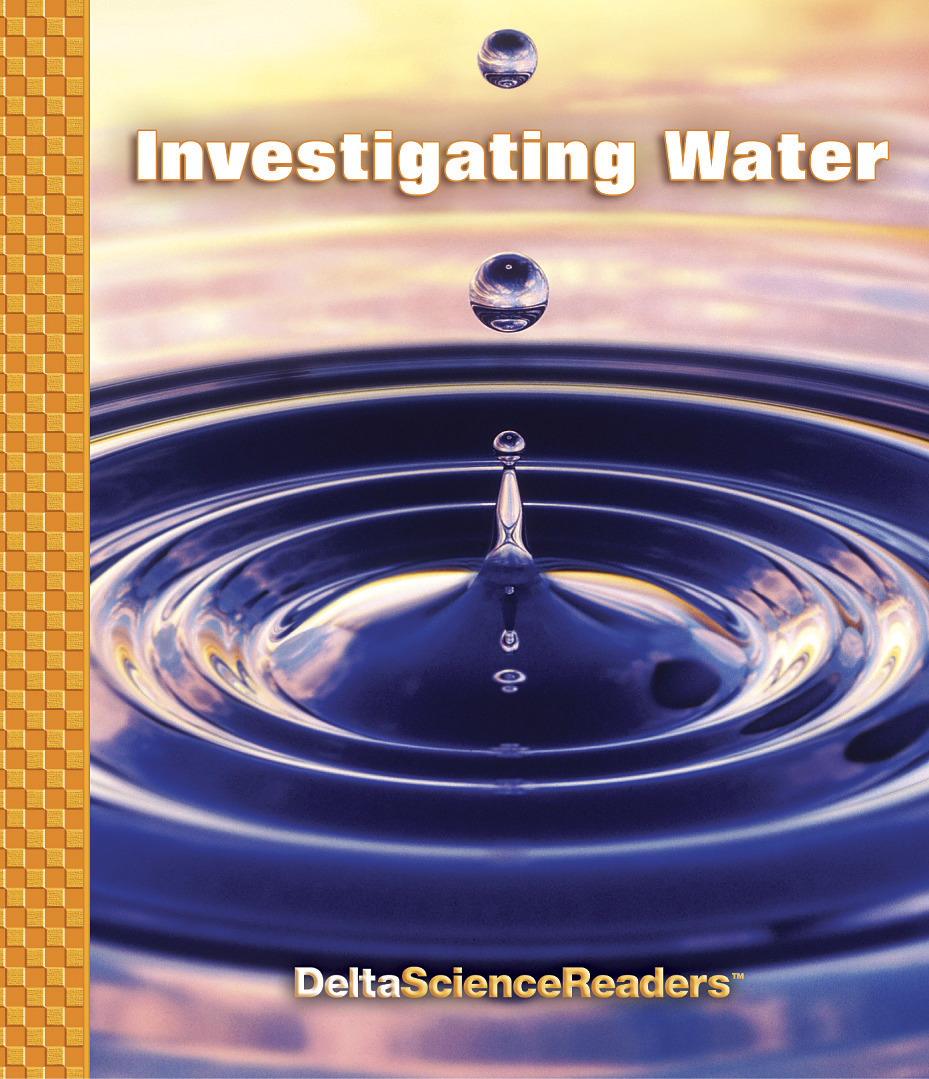 Big Book: Investigating Water