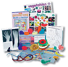 Health and Nutrition Discovery Kit